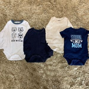 Other - 3 for $25/5 for $30. Onesie Bundle Size 18 months